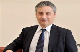 سفير مصر في برن يشيد بدور الآثار في استعادة قطعتين أثريتين من سويسرا |صور