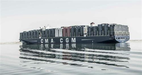 50 سفينة عبرت قناة السويس بحمولة 2 مليون و600 ألف طن -