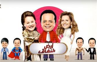 """عرض أول لمسلسل محمد هنيدي """"أرض النفاق"""" على القنوات المصرية"""