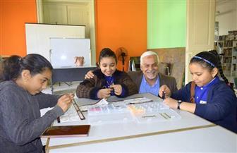 مهرجان العلوم المصرى يواصل فعالياته بمكتبة مصر العامة | صور