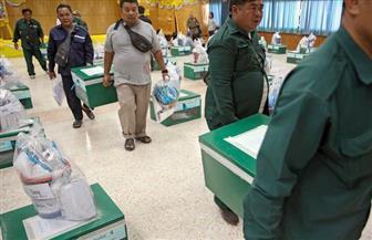 انتهاء التصويت بالانتخابات البرلمانية في تايلاند