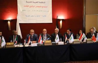 وزير القوى العاملة: الأمة العربية في أمس الحاجة لتعميم مفهوم التربية فكرا وسلوكا |صور