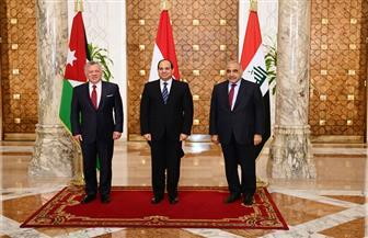 7 قرارات مهمة للقمة المصرية - الأردنية - العراقية | نص البيان