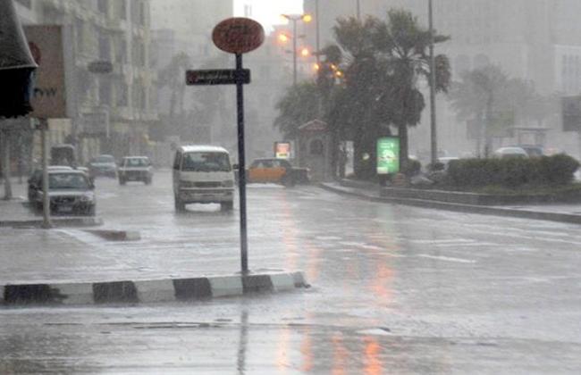 الأرصاد  تعلن موعد تحسن الأحوال الجوية وتوقف الأمطار -