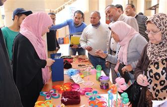 """""""طب حلوان"""" تنظم مهرجان الأسر الطلابية  صور"""