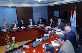 كامل الوزير: نعمل على تطوير منظومة الموانئ.. وجذب المزيد من الاستثمارات | صور