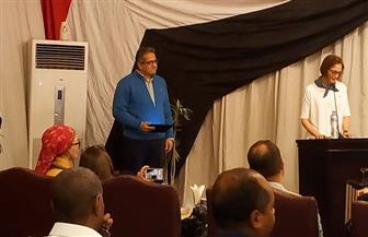 مديرة الوكالة الأمريكية للتنمية الدولية: هدفنا الحفاظ على الآثار لأنها محرك أساسي للسياحة في مصر | صور
