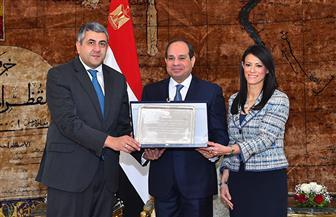 الرئيس السيسي يؤكد حرص مصر على تعزيز التعاون والتنسيق مع منظمة السياحة العالمية
