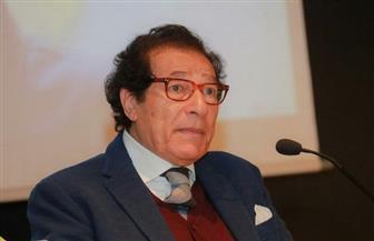 فاروق حسني يروي تجربته الوزارية في معرض مكتبة الإسكندرية للكتاب | صور