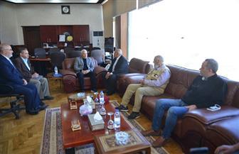 36 بئرا وعيادة للرمد لخدمة أهالي مطروح