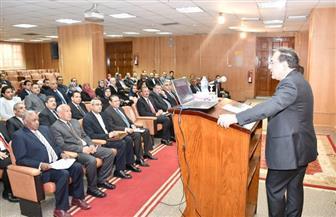 طارق الملا: إطلاق برنامج تنمية وتطوير القدرات البشرية بقطاع الثروة المعدنية