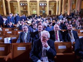 رئيس جامعة الزقازيق يشارك في مؤتمر الجامعات العربية والروسية الثاني بموسكو | صور