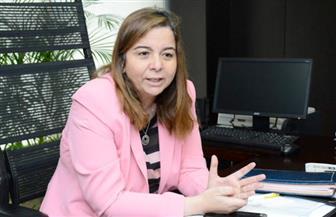 مي عبد الحميد: توقيع بروتوكول مع وزارة المالية لرفع قيمة مبادرة البنك المركزي