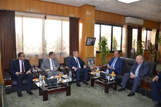 """""""مميش"""": المنطقة الاقتصادية لقناة السويس ستكون قاطرة التنمية في مصر"""