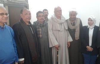 رئيس مدينة نقادة: الانتهاء من مشروع الصرف الصحي نهاية ديسمبر | صور
