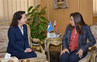 محافظة دمياط تستقبل القنصل الأمريكي لتعزيز التعاون المشترك   صور