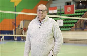 مدير النشاط الرياضي بالأهلي يؤكد التعاقد مع جاسون ديروكو لاعب المنتخب الكندي للكرة الطائرة