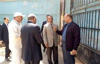 """""""مستقبل وطن الحوامدية"""" يعلن موافقة بنك مصر على تركيب ماكينة نقود لمنطقة عرب الساحة   صور"""