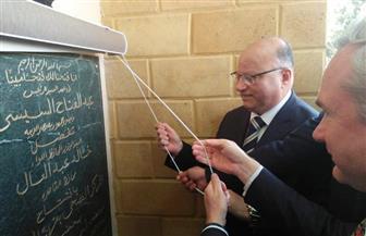 محافظ القاهرة يفتتح مركزا طبيا في البساتين بتكلفة 12 مليون جنيه  صور