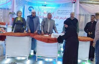 مستقبل وطن يكرم 60 سيدة بالعمرانية في احتفاله بعيد الأم | صور