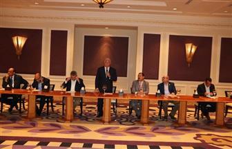 لجنة السياحة والطيران بمجلس النواب تزور جنوب سيناء وتناقش مشكلات مدينتي نويبع وطابا  صور