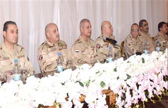 القوات المسلحة تنظم قرعة الحج لتكريم أسر الشهداء ومصابي العمليات الحربية