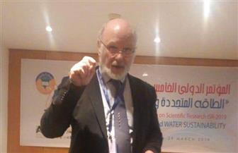 عالم بلجيكي يناقش أحدث أبحاث الطاقة الشمسية بمؤتمر جامعة طنطا