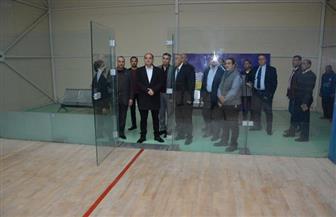 محافظ الغربية يكرم الحاصلين على المراكز الأولى في بطولة طنطا الدولية للشطرنج  صور