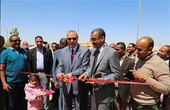 افتتاح 3 مدارس جديدة ومخبز نصف آلي  بمدينة قنا | صور