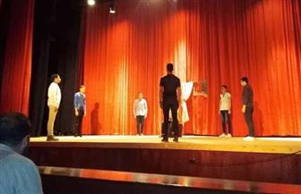 ثقافة سوهاج تستضيف عروضا لفرق نوادي المسرح | صور