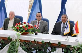 محافظ شمال سيناء يشهد الحفل المجمع لخريجي المعهد العالي للهندسة والتكنولوجيا بالعريش