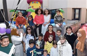 وزيرة الاستثمار والتعاون الدولى تفتتح حضانة للأطفال فى الوزارة   صور