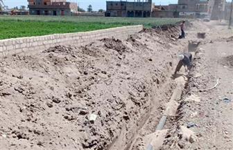 محافظ أسيوط: بدء دعم القرى الأكثر احتياجا ضمن برنامج الحكومة لقطاعات المياه والتعليم والري | صور