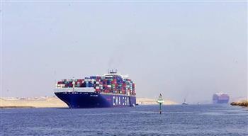 59 سفينة عبرت قناة السويس بحمولة 4 ملايين و400 ألف طن