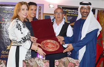 مؤسسات ثقافية مغربية تتوج الأديب الإماراتي خالد الظنحاني سفيرا للتسامح الدولي |صور