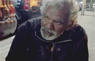 """فريق """"أطفال بلا مأوى"""" ينقذ مسنا سكن الشارع بسبب سوء معاملة أبنائه"""