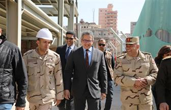 """وزير الآثار لـ""""بوابة الأهرام"""": نواصل العمل في 8 مشروعات أثرية كبرى بالمحافظات"""