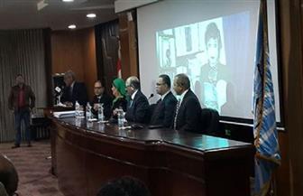 توزيع جوائز مسابقة الدكتورة نوال عمر للصحافة.. والزيني: إضافة الإعلام الإلكتروني لفروع العام المقبل