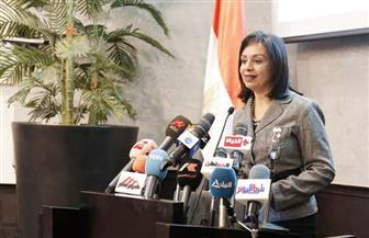 مايا مرسي: المرأة المصرية تعيش عصرا ذهبيا فى ظل وجود قيادة سياسية داعمة