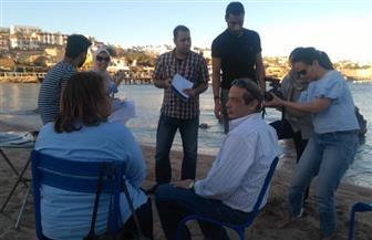 سامي محمد علي: ورشة صناعة الفيلم بمهرجان شرم الشيخ السينمائي أنتجت 5 أفلام| صور