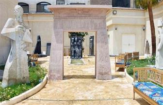"""نائب محافظ القاهرة يبحث مع """"الثقافة"""" تعظيم الاستفادة من متحف الفنان حسن حشمت"""
