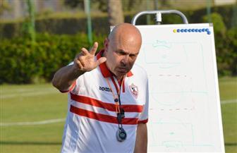كريستيان جروس: «التتويج بالكونفيدرالية مع الزمالك له طابع خاص.. وكرة القدم شريان الحياة للمصريين»