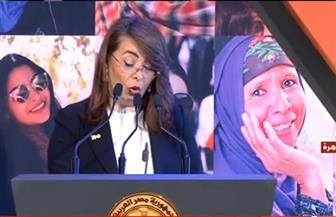غادة والي: جميع المصريين يستفيدون من قرارات الرئيس بشأن العلاوة والمعاشات |فيديو