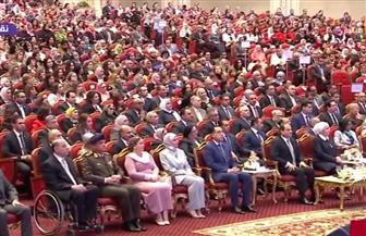 بث مباشر.. احتفالية تكريم المرأة المصرية والأم المثالية بحضور الرئيس السيسي