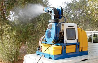 معهد بحوث وقاية النباتات ينظم دورة تدريبية حول تقنيات آلات رش المبيدات