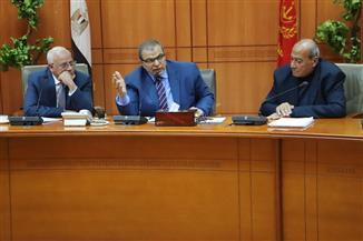 """""""سعفان"""" لطلاب جامعة بورسعيد: الرئيس السيسي وضع مصر على الطريق الصحيح  صور"""