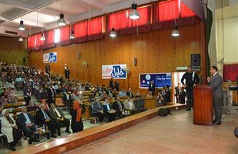 انطلاق أعمال المؤتمر السنوي الثالث لأبحاث طلاب كلية الصيدلة بجامعة أسيوط |صور