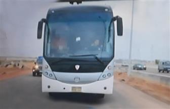 الزمالك يحرر محضرا بسبب تأخر وصول حافلته لإستاد القاهرة
