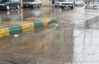 كفر الشيخ تتعرض لموجة طقس سيئ وتوقف حركة الصيد