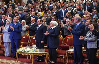 نجل الأم المثالية بالقاهرة: تكريم الرئيس الأمهات المثاليات أكبر تقدير لكفاحهن
